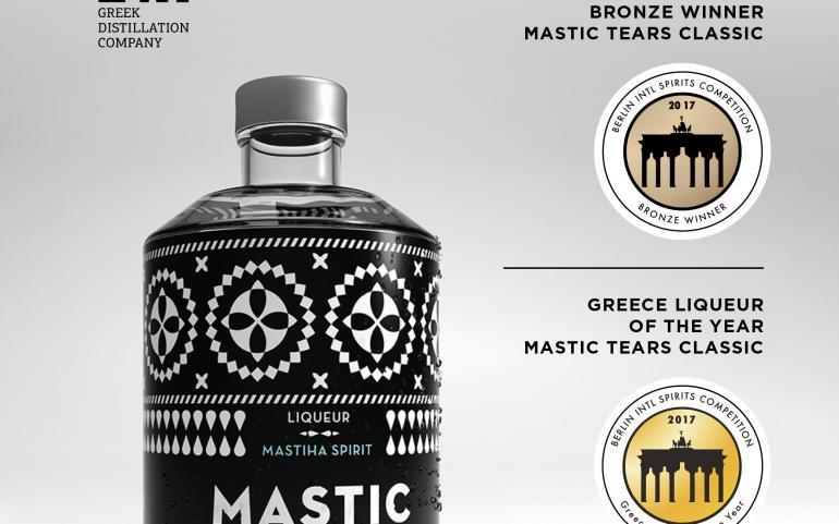 Διακρίσεις για το Mastic Tears Classic