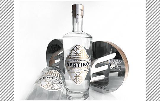 Νέο Βραβείο Συσκευασίας για το Ouzo Sertiko
