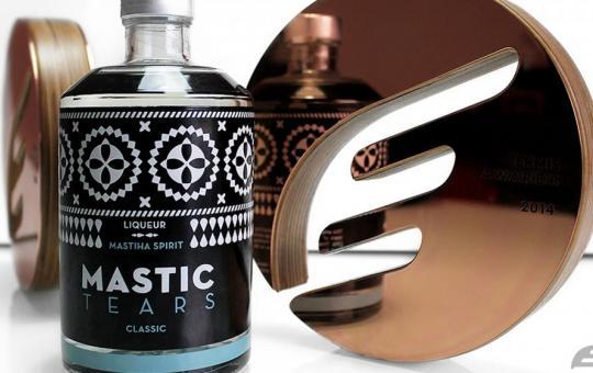 Βραβείο Σχεδιασμού για τα Mastic Tears